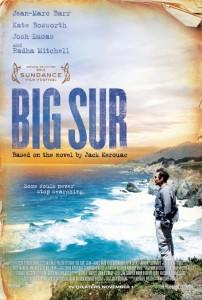 Cartel promocional de Big Sur (Polish,2012)