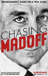 Cartel promocional de Chasing Madoff (2011)
