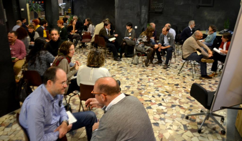 Trabajando la vocación y la profesión en el GAIT 2014, Madrid